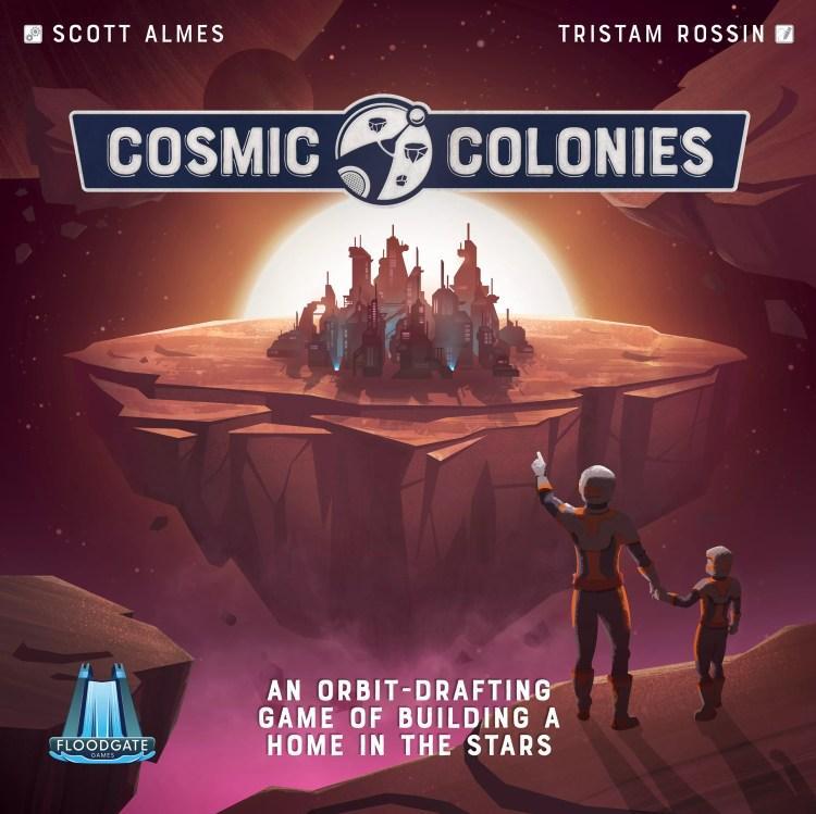 Cosmic Colonies - Essen Spiel 2019
