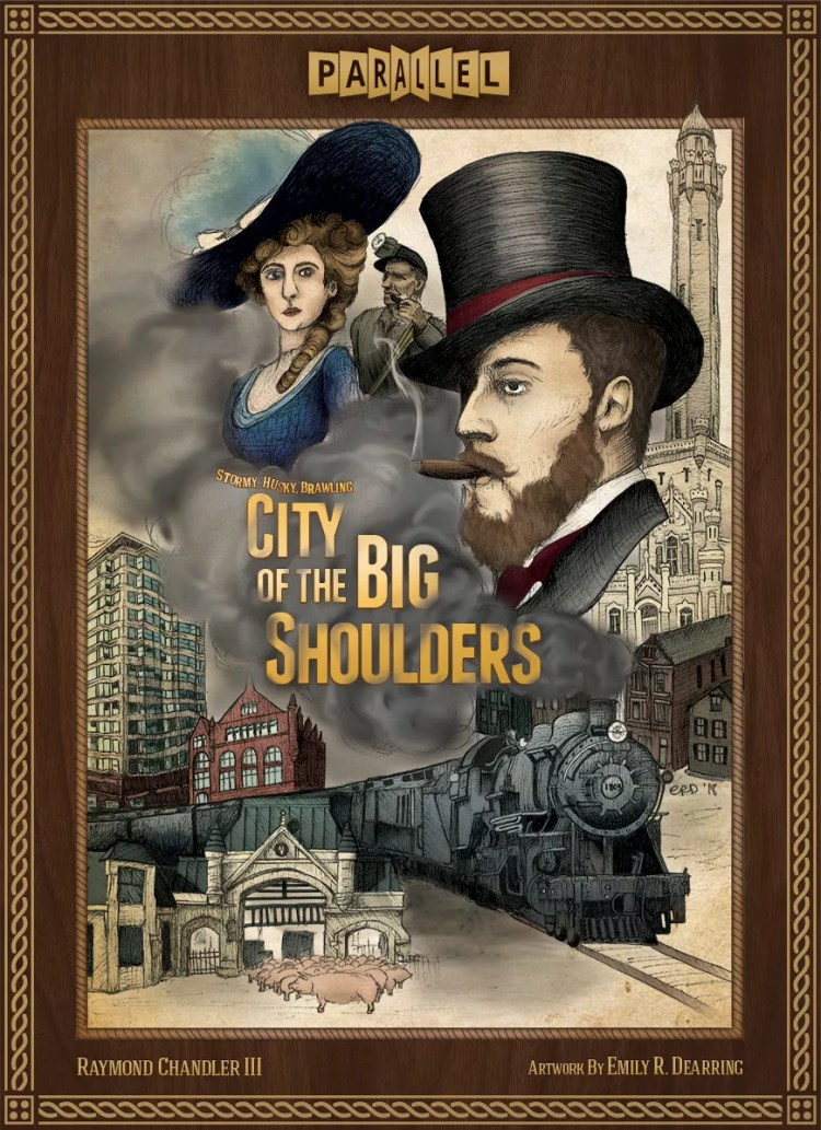 City of Big Shoulders español