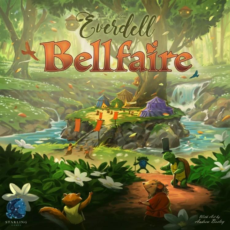 Everdell Bellfaire Spirecrest