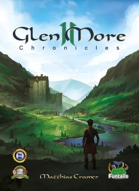 glen more ii chronicles board game