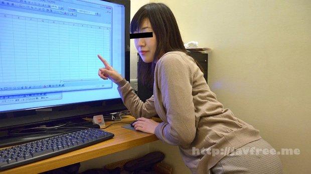 天然むすめ 080420_01 設定方法の分からなくなっちゃった美人パソコン講師が罪悪感を感じて中出しまでさせてくれました