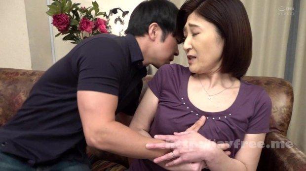 [HD][AED-191] 近親相姦 五十路のお母さんに膣中出し 徳山翔子