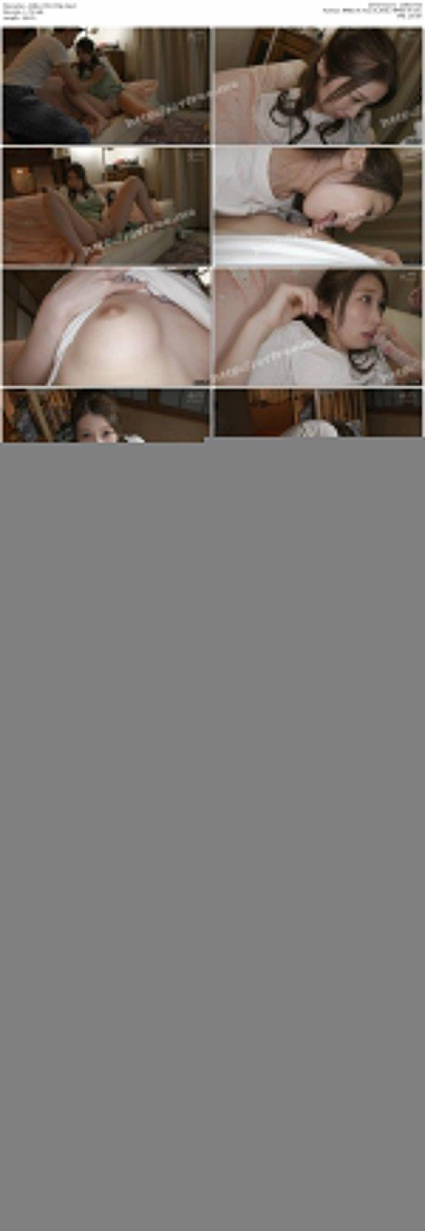 [HD][AKDL-070] 【シンママ動画】 お子さんが隣室にいる中で必死に声を押し殺しながらも感じている美人妻 由美香35歳 佐伯由美香