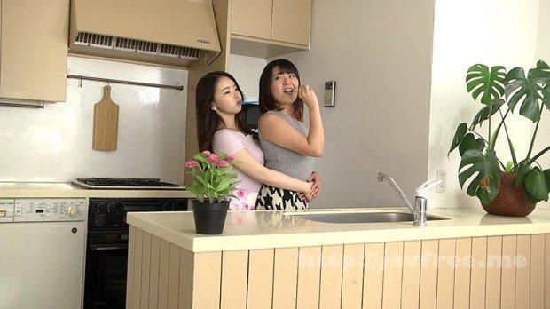 [HD][AUKG-512] おしかけ同棲レズ ~ハズレ合コン帰りに出会った巨乳美少女をお持ち帰り~ さとう愛理 柊紗栄子