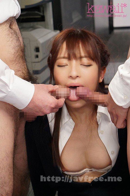 [HD][CAWD-202] 大嫌いな上司に勤務中ずっと舐めじゃくりご奉仕させられたおしゃぶりOLの末路… 桜もこ