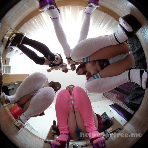 [DIVR-002] 【VR】トップレスで超ミニスカのお姉さん達が、食い込みパンティーを見せつけてくるんです3DVR