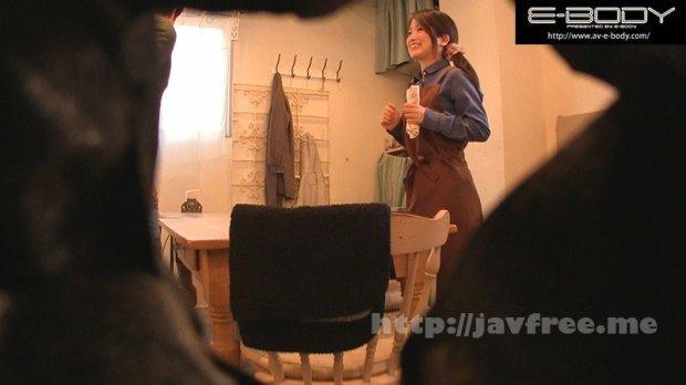 [HD][EBOD-635] 都内某お洒落カフェで働く「NO」と言えない優しいウェイトレスかなちゃんを脱がせてみたら 童顔のくせしてスーパーモデル並みスレンダー巨乳 顔と身体のギャップに思わずSEX隠し撮り!!