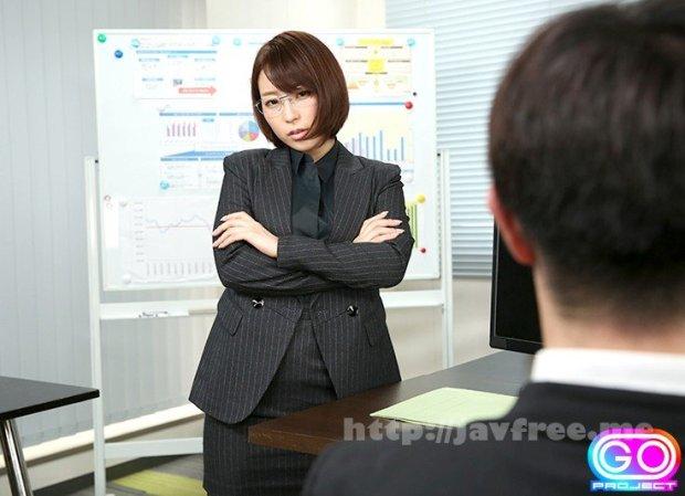 [GOPJ-041] 【VR】劇的高画質 普段は鬼女上司が180度人格変貌 誰もいないオフィスで… 同僚を叱っていたのに態度激変で猫撫で声 社内で乳とマ●コを晒す「見られたら大変…」寸止めで焦らされたグチョマンに挿入されただけでウットリ「もっと激しいのして」と懇願する… 八乃つばさ