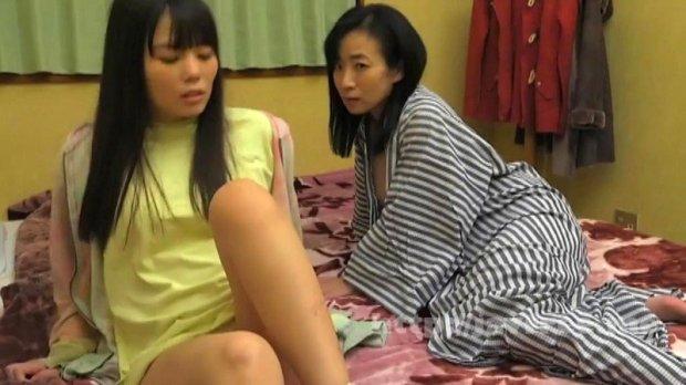 [HD][HOKS-063] 熟女レズビアンSEX ネコとタチ