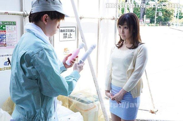 [HD][JUL-300] 月・水・金のゴミの日の朝、夫に内緒で時短中出しされる人妻 大島優香