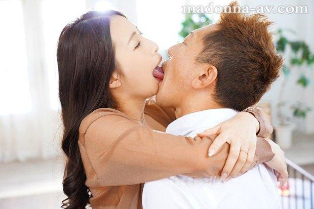 [HD][JUL-594] Madonna大型専属 第2章!! 美女が野獣になる、濃密接吻セックス。 三尾めぐ