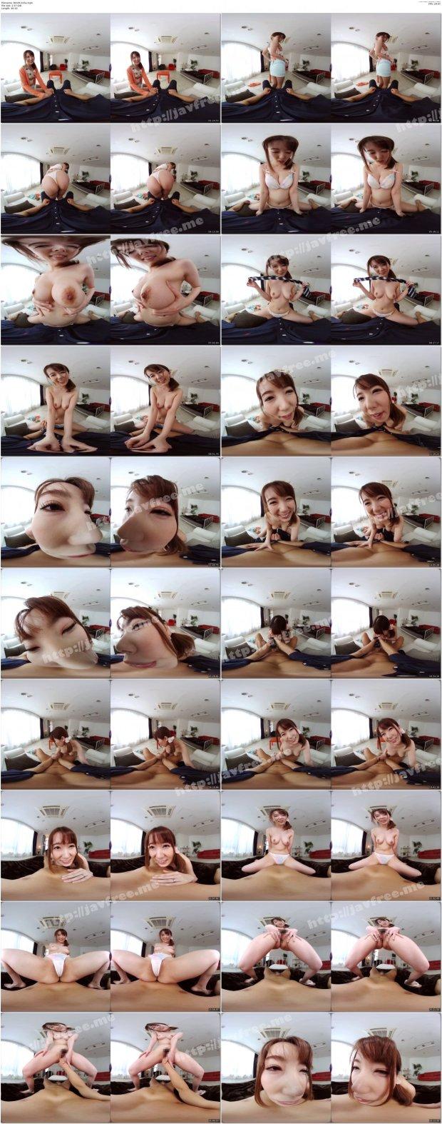 [MXVR-015] 【VR】夫婦のエッチで時たまビッチな淫乱嫁【波多野結衣】