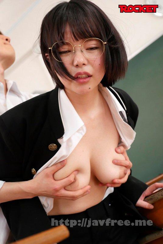 [HD][RCTD-412] 女体化眼鏡 初愛ねんね