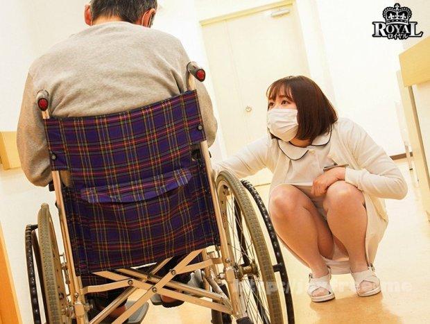 [HD][ROYD-050] 元クラスメイトはおしゃぶり大好き看護師!?夜勤口淫病棟 突然の入院で偶然看護師になった元クラスメイトの女の子と再会 成海美雨