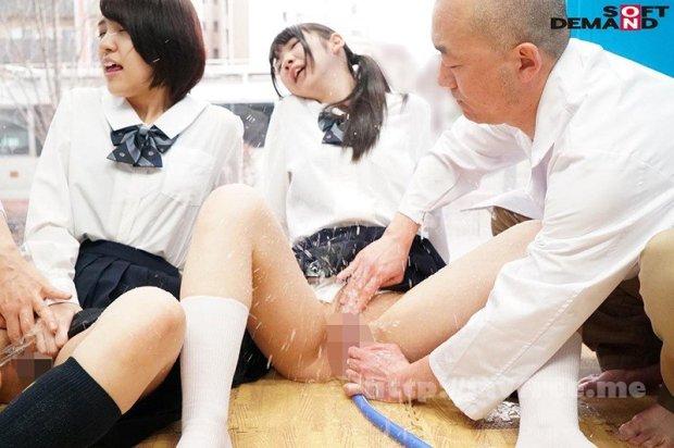 [SDMU-806] マジックミラー号 初めての膣内洗浄!女子○生にマ○コを洗うと感度が上がる!?過激な保健体育の特別講義でマ○コから大噴射!10人中10本番!