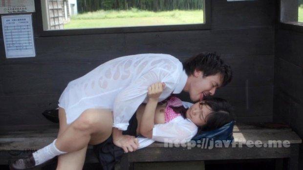 [HD][T28-595] びしょ濡れ女子○生雨宿りバス停強●わいせつ