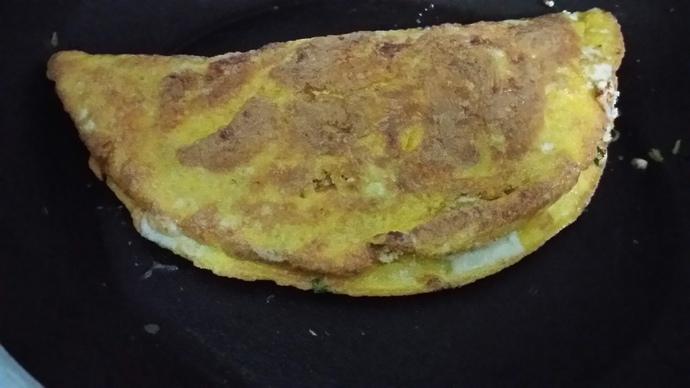 Spor Yapanlar Ve Protein Dengeli Beslenenler İçin 3 Peynirli Omlet Tarifi 🍳