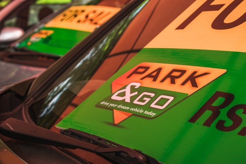Launch of Park and Go