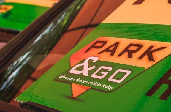 Park And Go Launch Event