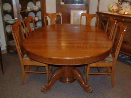 Antique Claw Foot Tables LoveToKnow