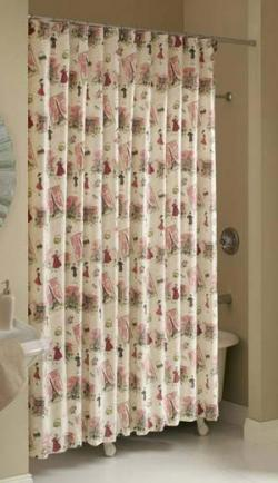 Finding Extra Long Shower Curtains LoveToKnow
