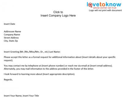 Sample Letter Of Intent For Company Accreditation Cover