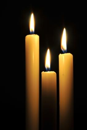 meaning of a candlelight service