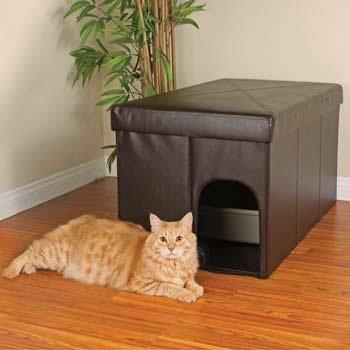 Cat Litter Box Furniture Options LoveToKnow