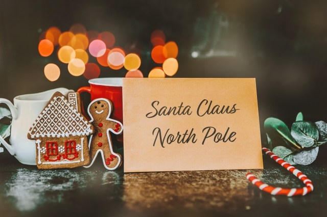 Santa Claus Mailing Address: Letters From the North Pole  LoveToKnow