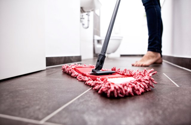 How to Clean Tiled Floors With Vinegar  LoveToKnow