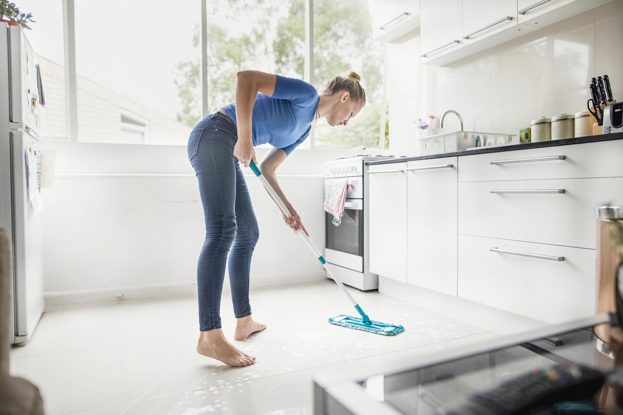 https cleaning lovetoknow com floor cleaning tips how clean ceramic tile floors