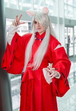 Make Your Own Inuyasha Costume LoveToKnow