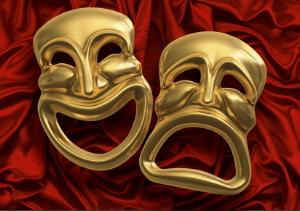 Image result for theatre masks