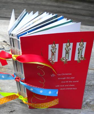 Crafts for Old Christmas Cards | LoveToKnow