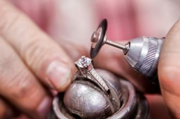 Repairing Your Engagement Ring