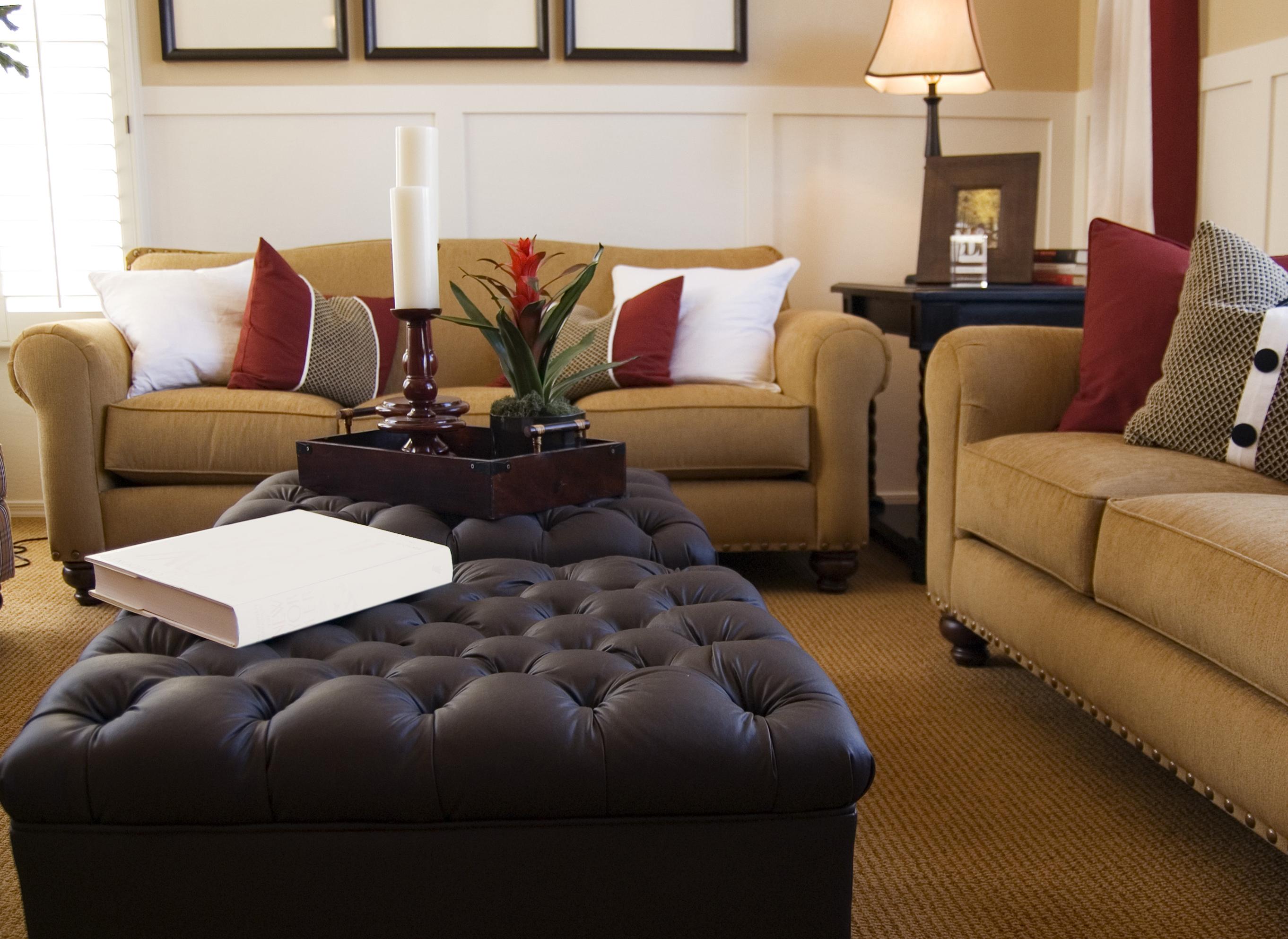 Feng Shui Design Ideas For An Auspicious Living Room