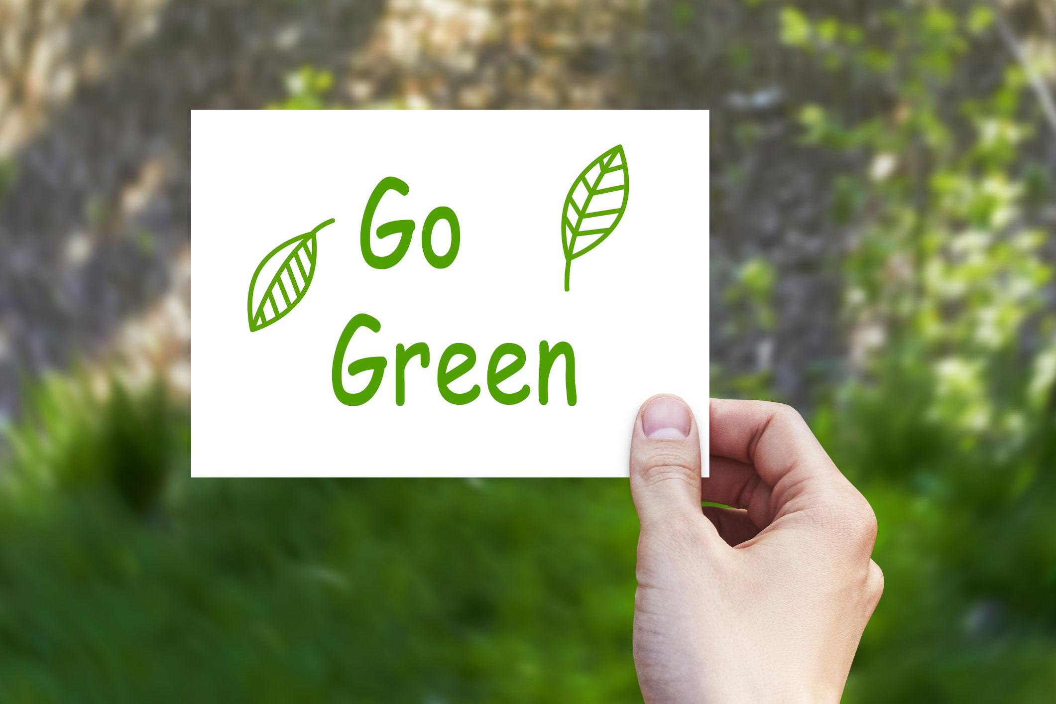 59 Go Green Slogans Lovetoknow