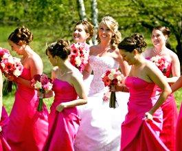 Wedding Party Hairstyle Pictures LoveToKnow