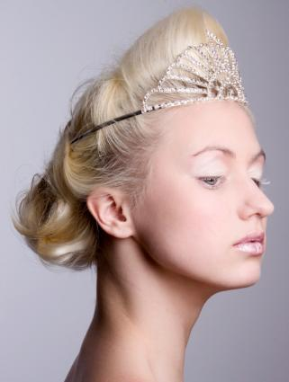Pics Of Perfect Princess Prom Hair LoveToKnow