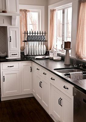 Black Kitchen Countertops | LoveToKnow on Black Countertops  id=54991