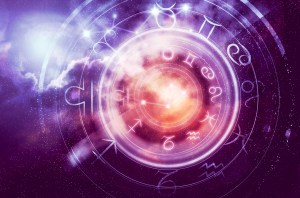 Image result for circle of the zodiac cancer on top  painting