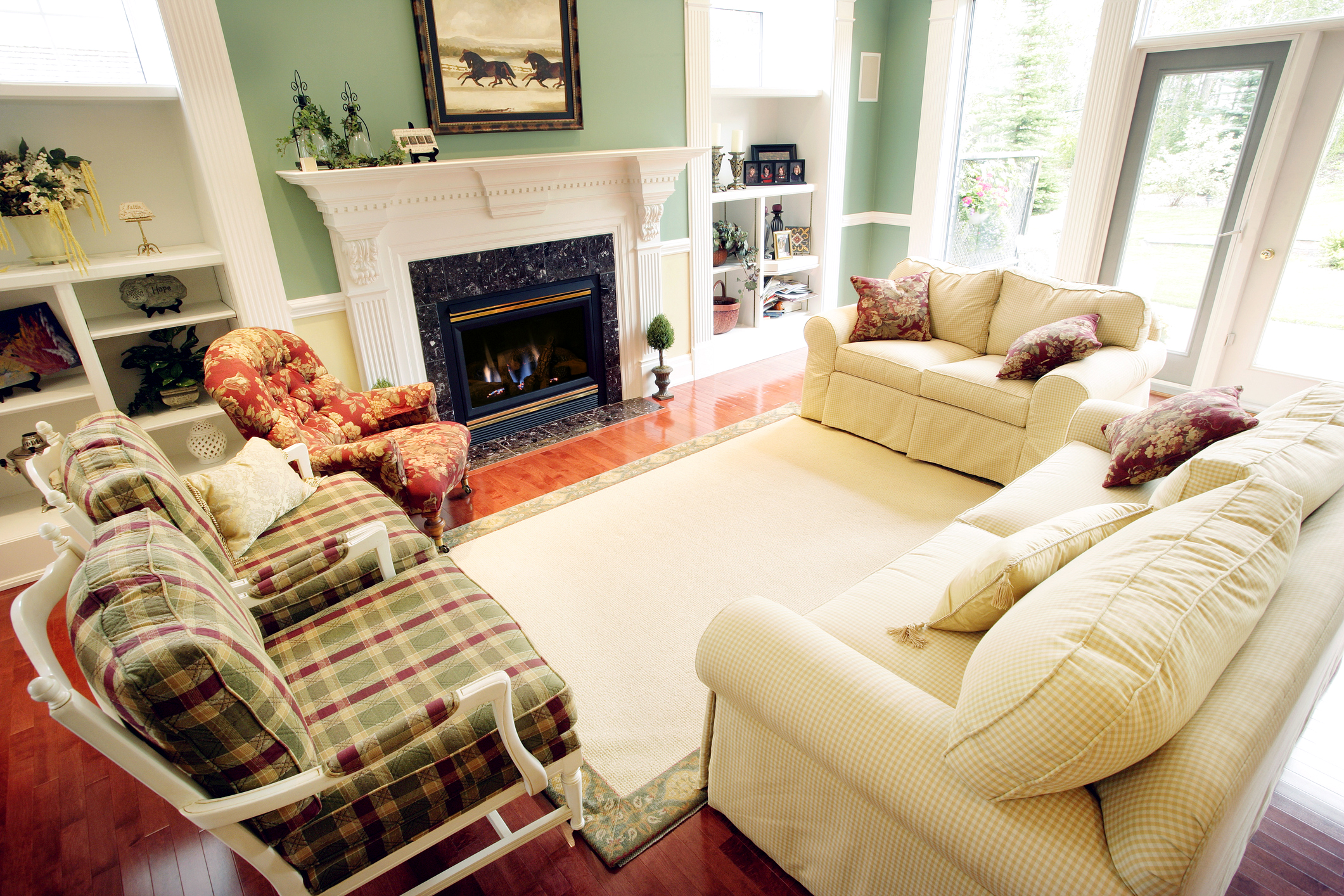 Ideas For Arranging Living Room Furniture Lovetoknow