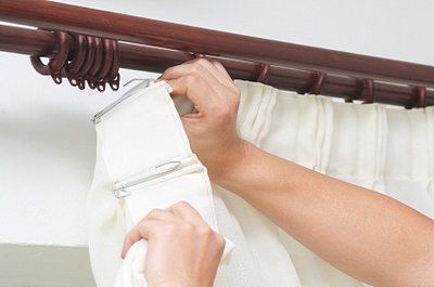 types of curtain rods how to make the