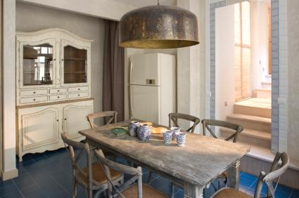French Country Style For Your Kitchen