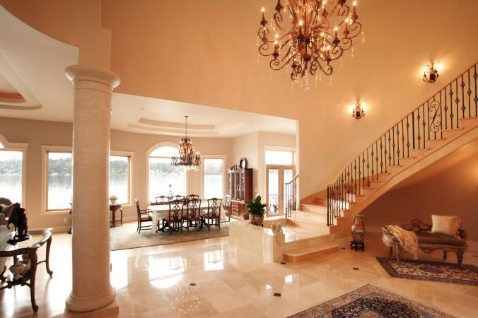 Antebellum homes interior design for Plantation style interior design