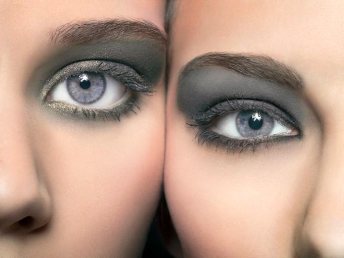 eye makeup for grey eyes | lovetoknow