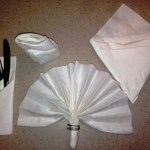 How To Fold Paper Napkins Lovetoknow