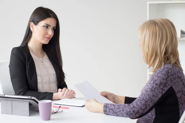 Job interview while pregnant