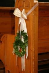 Church Pew Wedding Decorations Lovetoknow