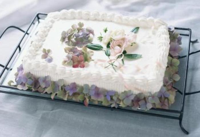 Delicious Wedding Sheet Cakes Lovetoknow